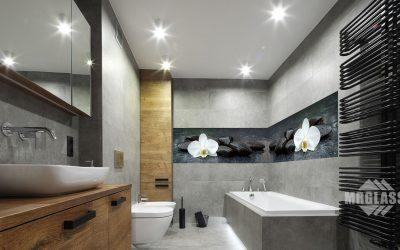 Łazienka w kilku wersjach