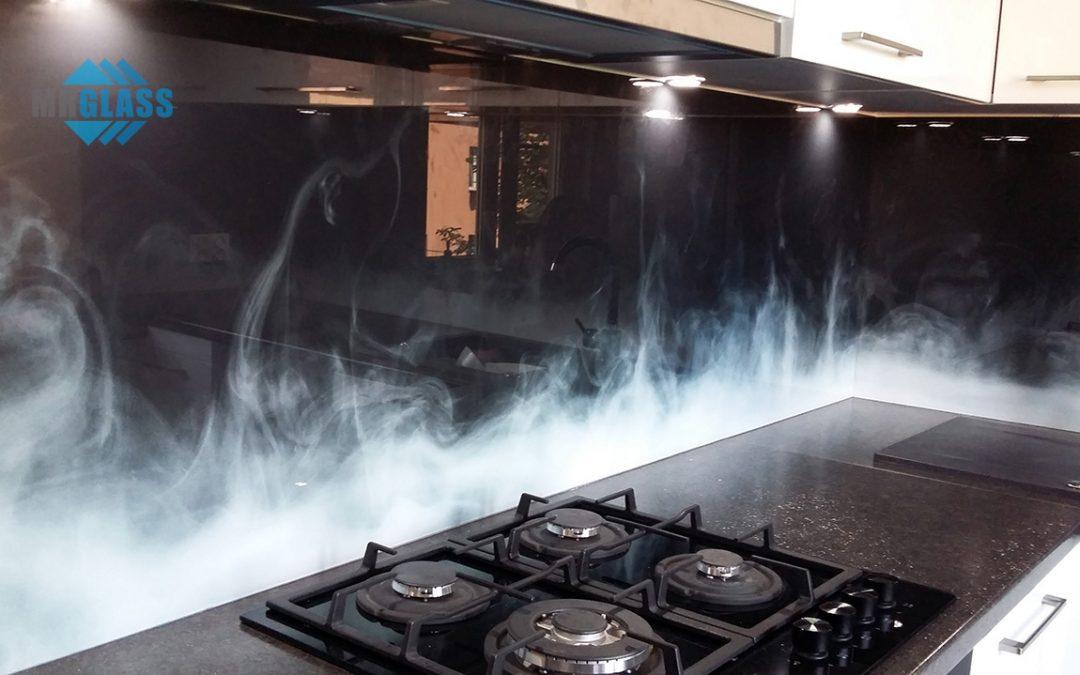 Dym w kuchni – to nic groźnego